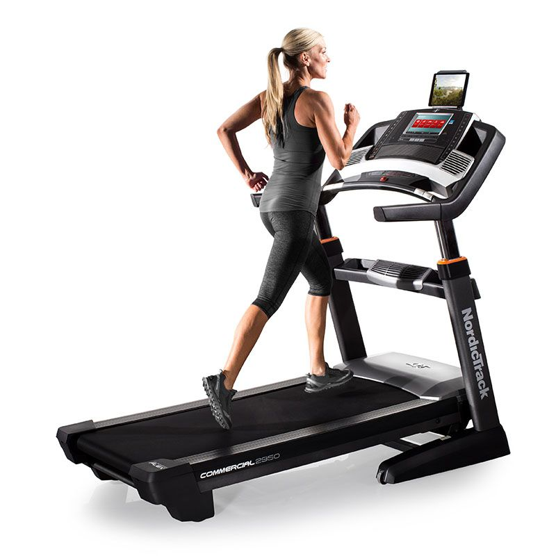 爱康(ICON)触屏智能跑步机NETL29716